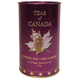 The au vin de glace - 16 sachets - Metropolitan Tea - Toronto