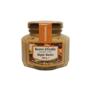 Beurre d'erable 100% pur - 150g Trois Pistoles - Quebec - comptoir de quebec