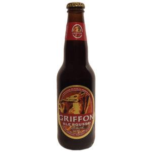 Biere Griffon Rousse - 4,5% - Mc Auslan - Montreal