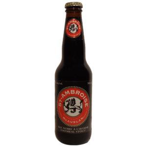 Biere St-Ambroise noire - 5% - Mc Auslan - Montreal