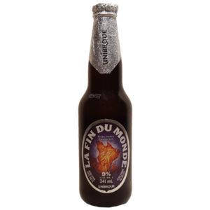Biere trappiste Fin du Monde - 9% - Unibroue - Québec