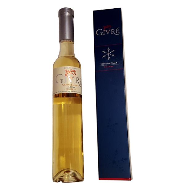 Cidre de glace Givré - 10,5% - Stanstead - Quebec