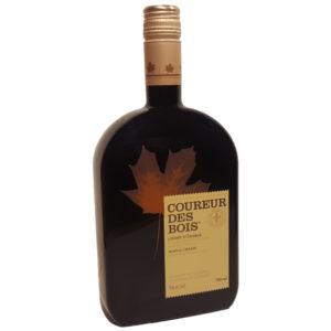 Le coureur des Bois - creme a l'erable - 15% - Frelisburgh - Quebec