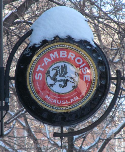 Comptoir de Quebec - Bieres du Quebec et alcools