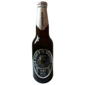 Bière À Tout Le Monde Megadeth - Unibroue - Comptoir de Quebec